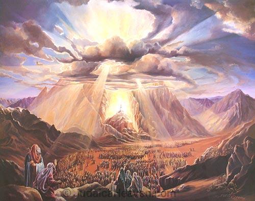Откуда мы знаем, что Тору дал Бог?