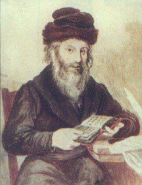 Хатам Софер - зять и друг раби Акивы Эйгера