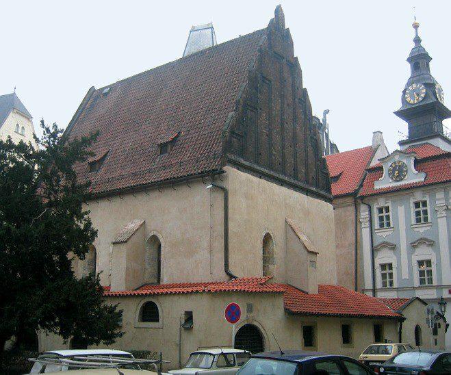 Альтной Шуль - синагога Маараля