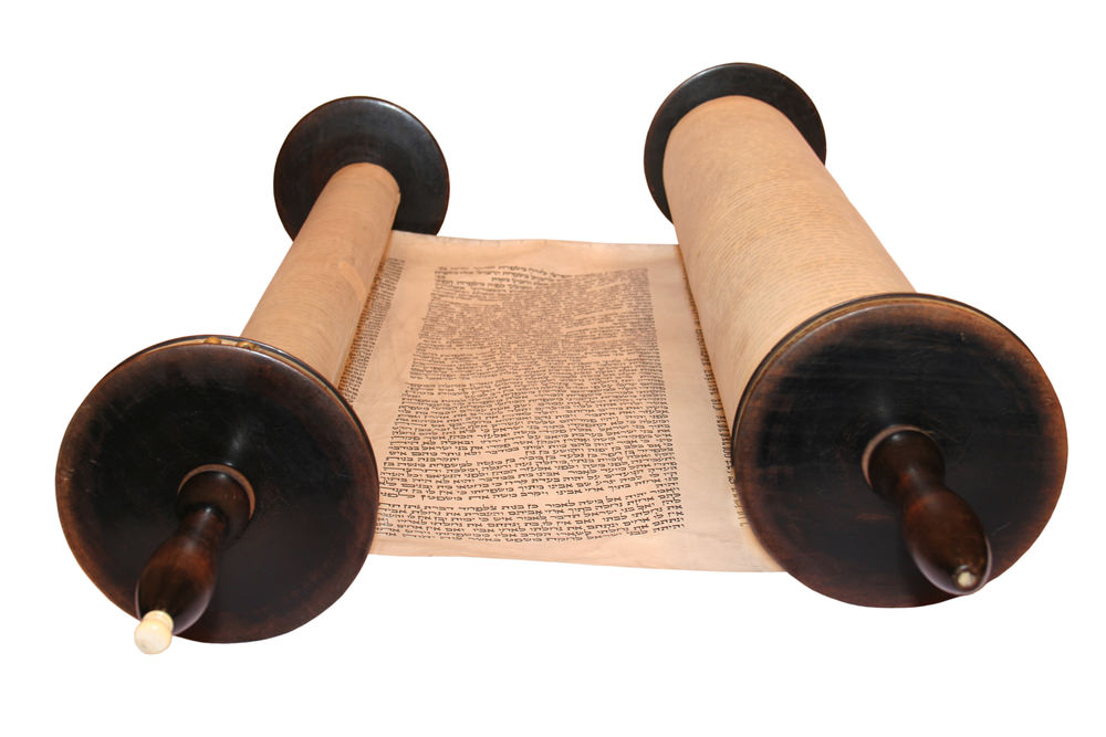 Torah, the first and main body of the Tanach, the Hebrew Bible.