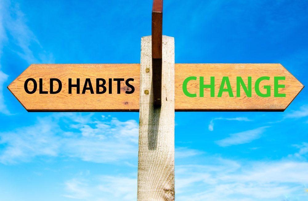 Изменение привычек
