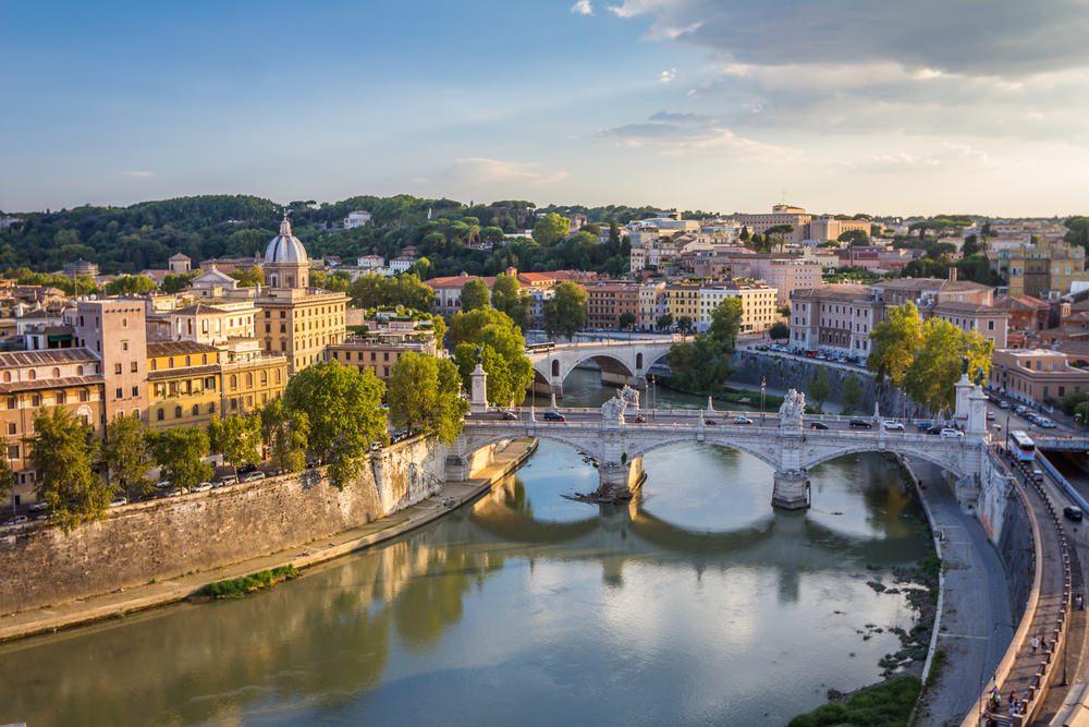"""""""Р. Иеуда похвалил римлян за отличную инфраструктуру, которую они создали - рынки, мосты и бани""""..."""